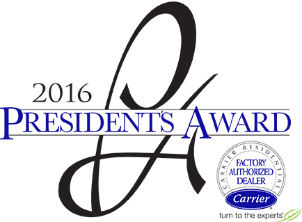 2016 Presidents Award logo