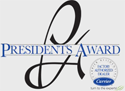 Quality Air presidents-award